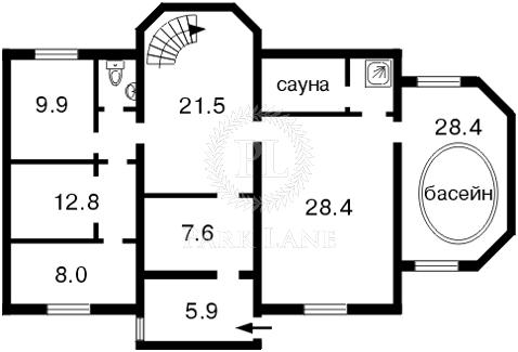 Дом, G-12776