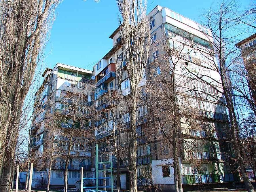 Квартира ул. Щербаковского Даниила (Щербакова), 31б, Киев, Z-416870 - Фото 1