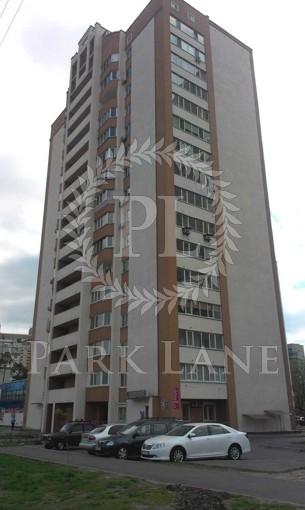 Квартира Бориспольская, 26ж, Киев, Z-753340 - Фото