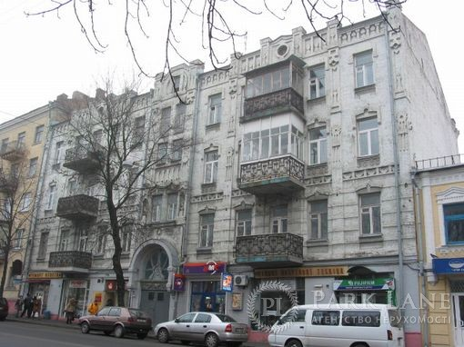Нежитлове приміщення, вул. Бульварно-Кудрявська (Воровського), Київ, I-9585 - Фото 1