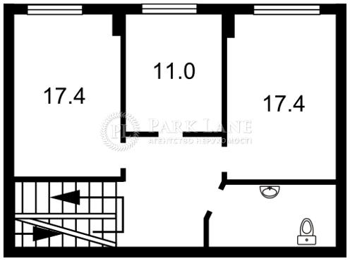 Квартира ул. Бульварно-Кудрявская (Воровского) , 11а, Киев, Z-864705 - Фото 3