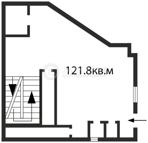 Нежилое помещение, ул. Шота Руставели, Киев, C-81669 - Фото 2
