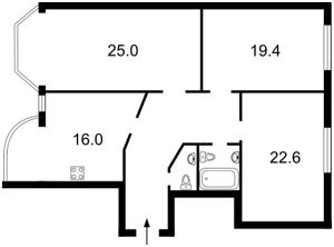 Квартира I-15610, Осенняя, 33, Киев - Фото 6