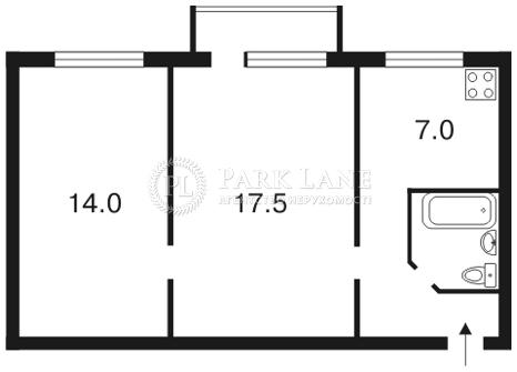 Квартира ул. Оболонская, 38, Киев, A-87601 - Фото 2