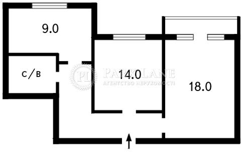 Квартира I-5184, Хмельницкого Богдана, 23, Киев - Фото 2