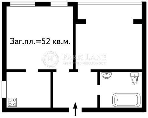 Квартира ул. Шота Руставели, 44, Киев, Z-561005 - Фото 2