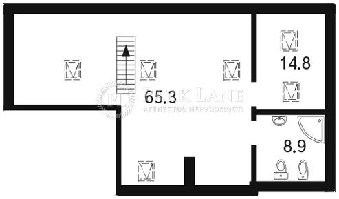 Квартира ул. Мельникова, 75, Киев, Z-737936 - Фото 3