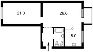 Квартира B-81701, Лютеранская, 30, Киев - Фото 3