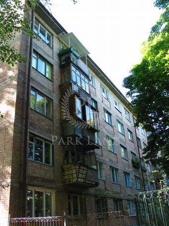 Квартира Капніст Марії (Желябова), 10, Київ, Z-615327 - Фото
