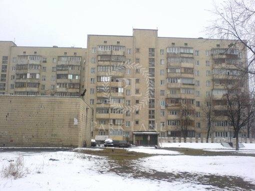 Квартира Курнатовського, 6б, Київ, Z-634656 - Фото