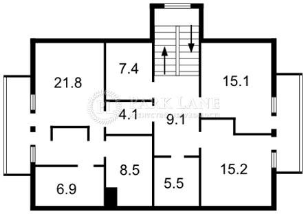 Будинок Плюти (Конча-Заспа), F-24490 - Фото 3
