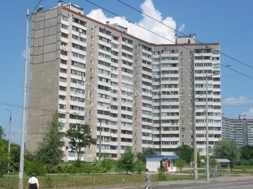 Квартира ул. Академика Ефремова (Уборевича Командарма), 18, Киев, Z-714432 - Фото 1