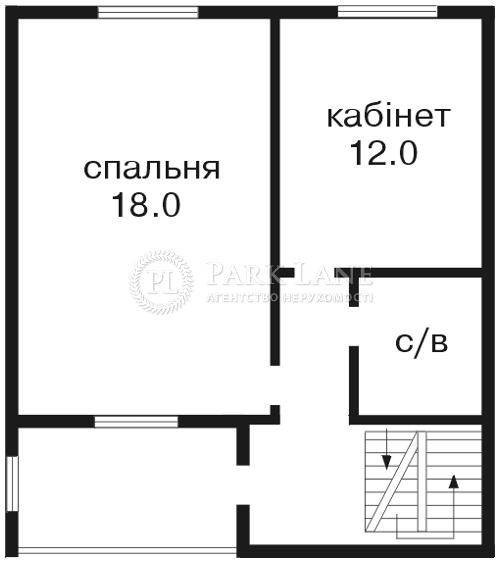 Дом ул. Черняховского, Киев, L-1993 - Фото 3