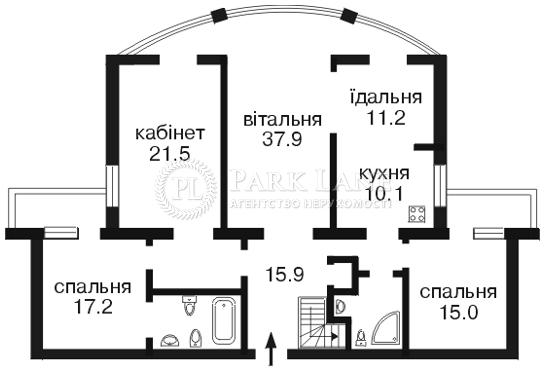 Квартира ул. Златоустовская, 10/12, Киев, M-3707 - Фото 2