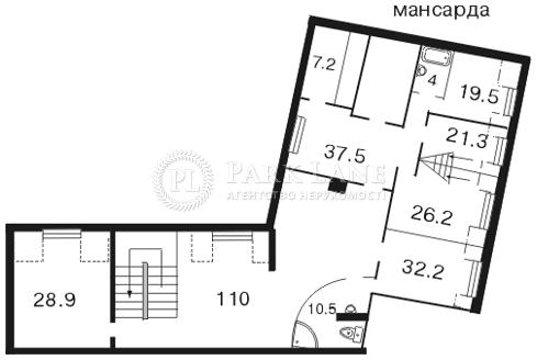 Квартира ул. Ольгинская, 2/1, Киев, F-7651 - Фото 2