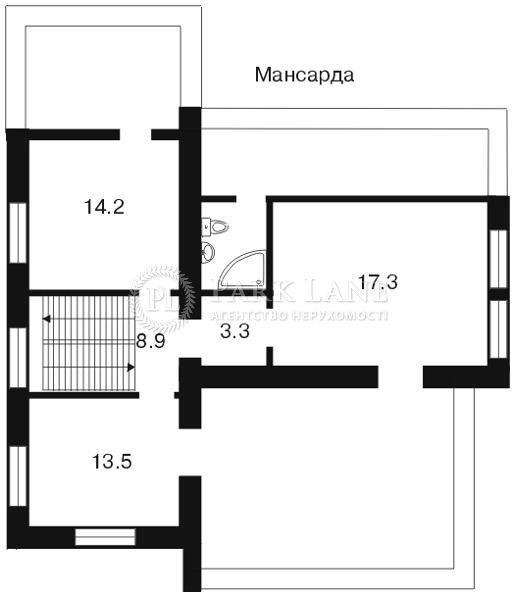 Будинок вул. Гончара, Бориспіль, A-78522 - Фото 1
