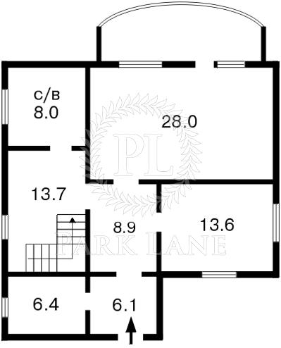 Дом, F-16077
