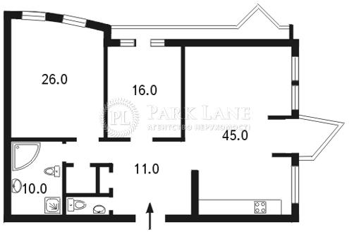 Квартира B-78976, Дмитриевская, 13а, Киев - Фото 3