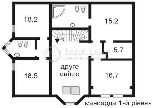 Дом ул. Крутогорная, Киев, D-13241 - Фото 3