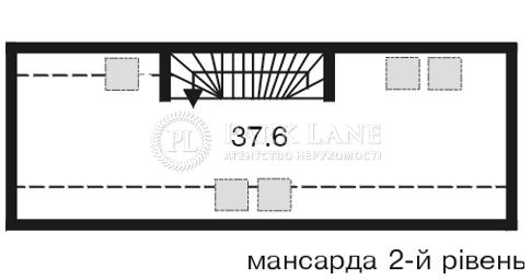 Дом ул. Крутогорная, Киев, D-13241 - Фото 4