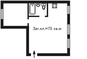 Квартира N-550, Бойчука Михаила (Киквидзе), 2/34, Киев - Фото 7