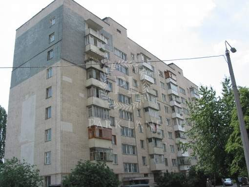 Apartment Zdolbunivska, 3б, Kyiv, Z-524741 - Photo