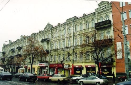 Квартира Большая Васильковская, 66, Киев, Z-680066 - Фото