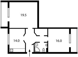Квартира Z-585563, Грушевського М., 34а, Київ - Фото 4