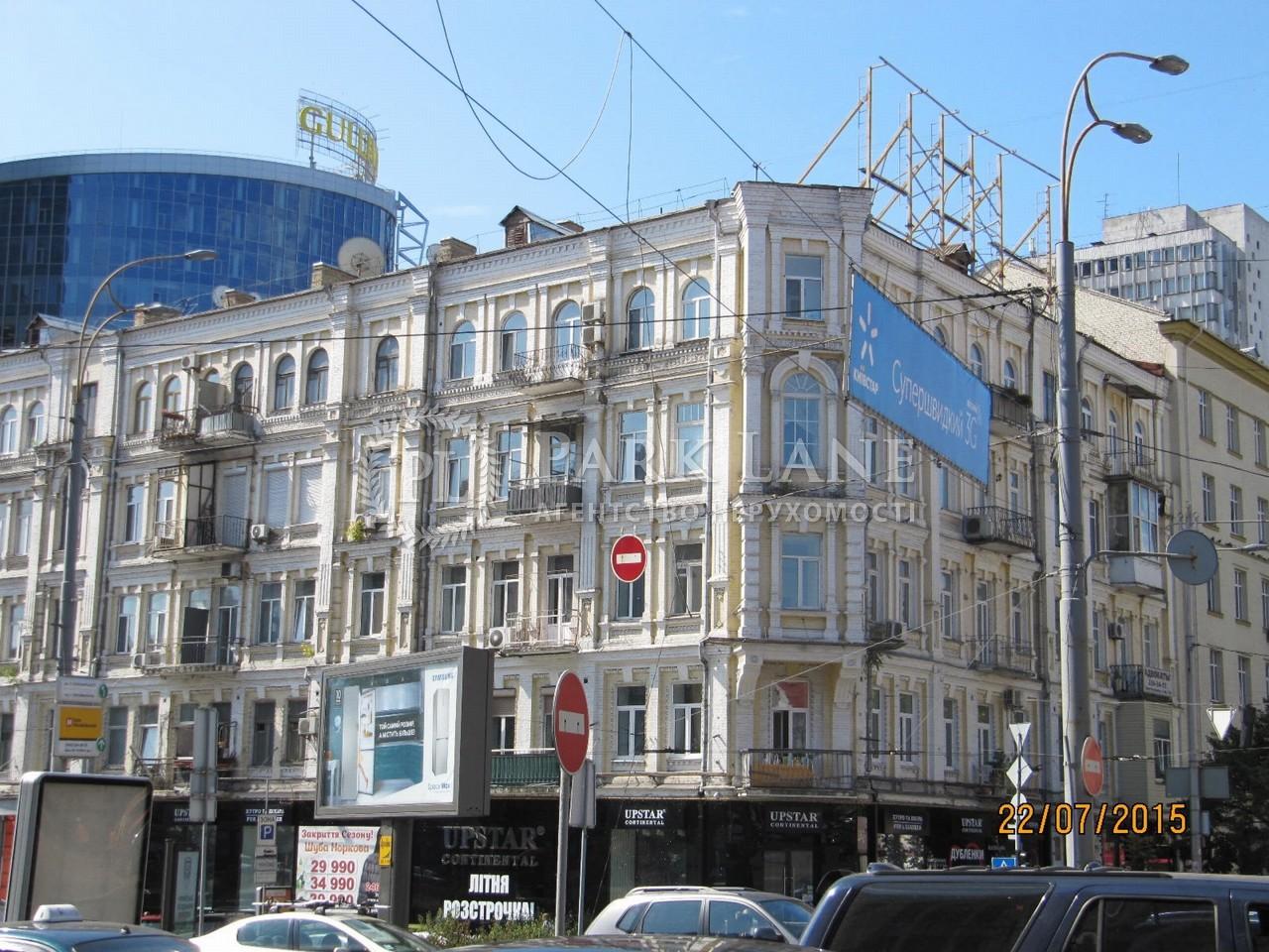 Квартира B-92213, Бассейная, 12/1, Киев - Фото 1