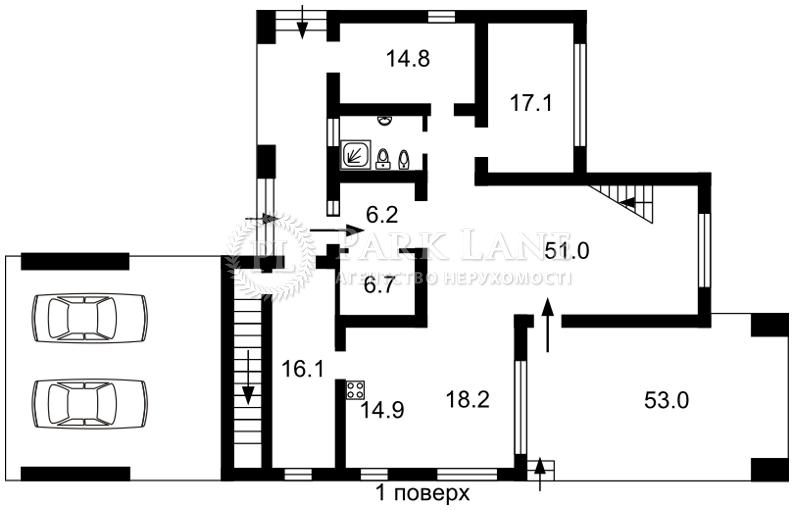 Дом B-95112, Стежки, Лесники (Киево-Святошинский) - Фото 2