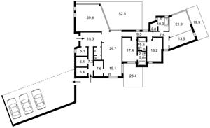 Дом B-95111, Стежки, Лесники (Киево-Святошинский) - Фото 2