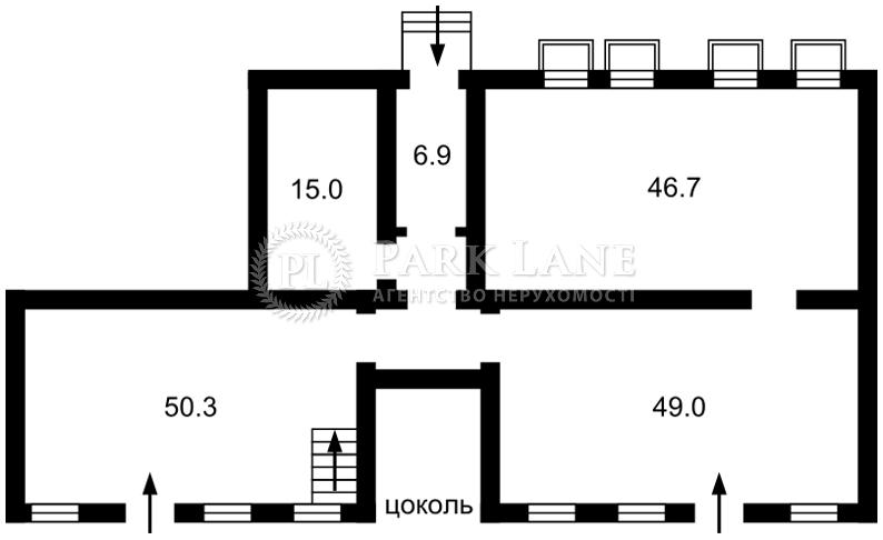 Нежилое помещение, ул. Федорова Ивана, Киев, Z-560530 - Фото 2