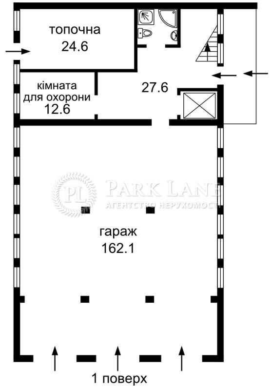 Офіс, вул. Тимірязєвська, Київ, N-18373 - Фото 1