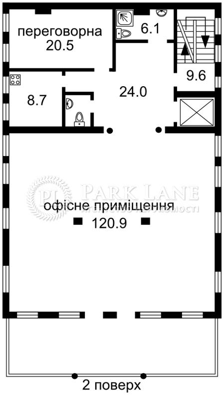 Офіс, вул. Тимірязєвська, Київ, N-18373 - Фото 2