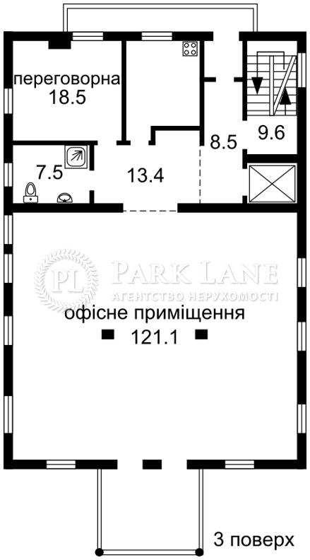 Офіс, вул. Тимірязєвська, Київ, N-18373 - Фото 3