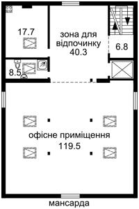 Офіс, N-18373, Тимірязєвська, Київ - Фото 5