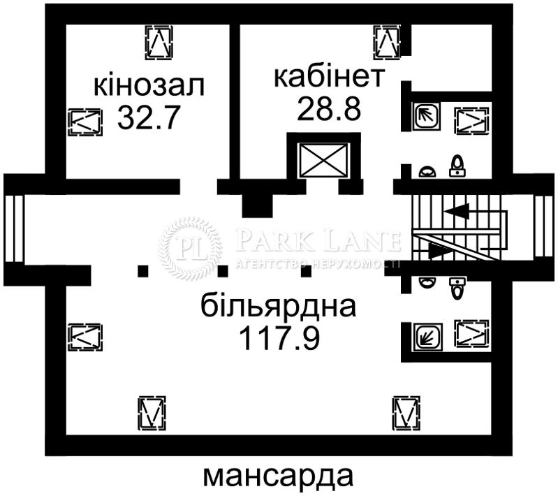 Дом ул. Зверинецкая, Киев, N-18369 - Фото 7
