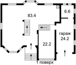 Дом J-23280, Садовая (Осокорки), Киев - Фото 5