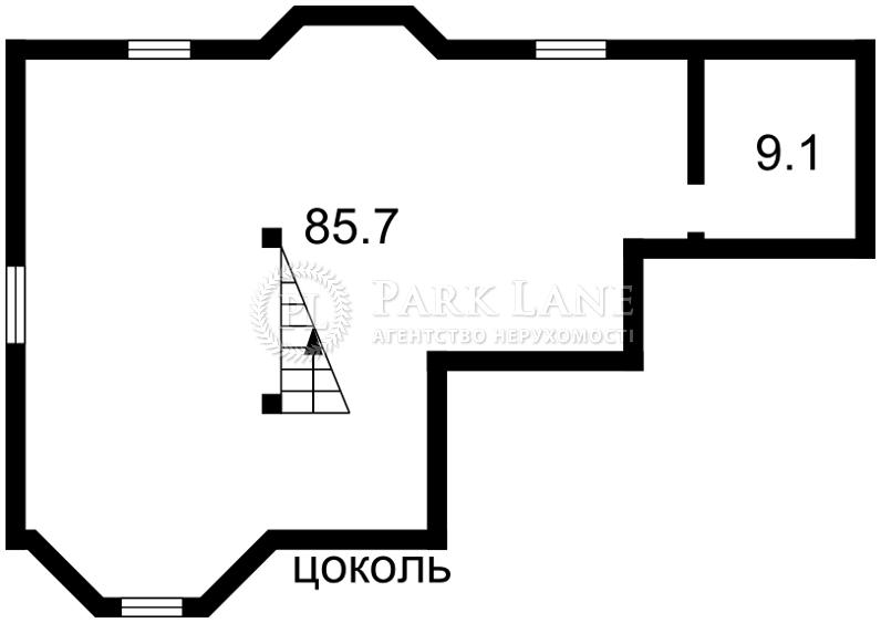 Дом ул. Садовая (Осокорки), Киев, J-23280 - Фото 1