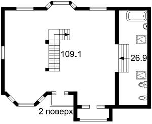 Дом J-23280, Садовая (Осокорки), Киев - Фото 6