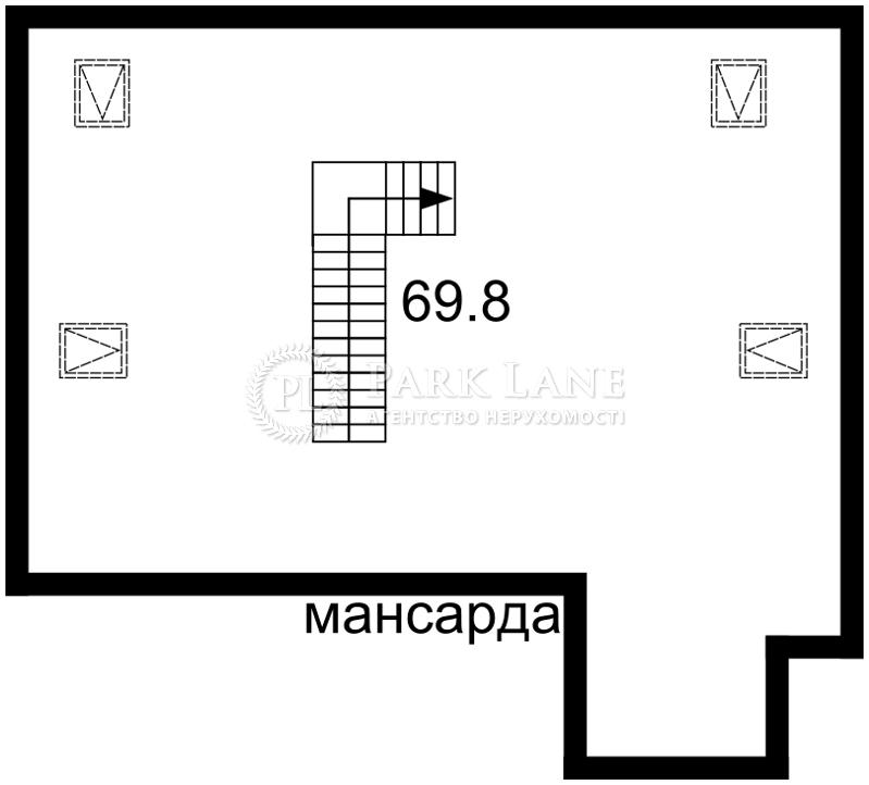 Дом ул. Садовая (Осокорки), Киев, J-23280 - Фото 4