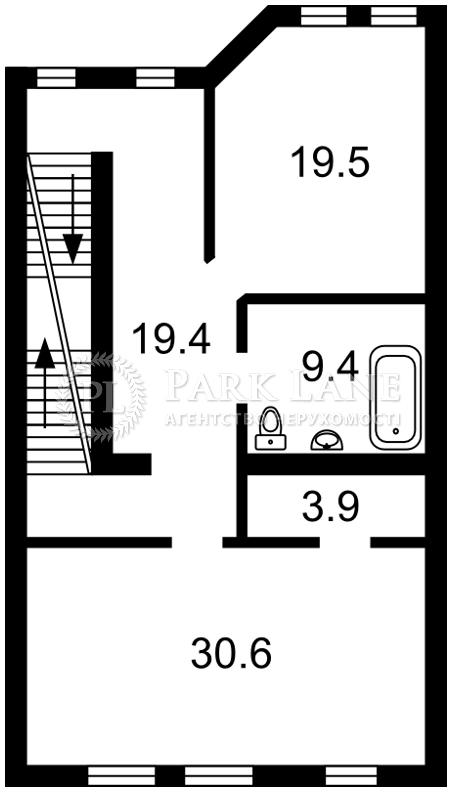 Нежилое помещение, ул. Жабаева Жамбила, Киев, K-24985 - Фото 2