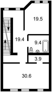 Нежилое помещение, K-24985, Жабаева Жамбила, Киев - Фото 7