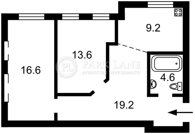 Квартира ул. Михайловская, 24б, Киев, R-9818 - Фото 2
