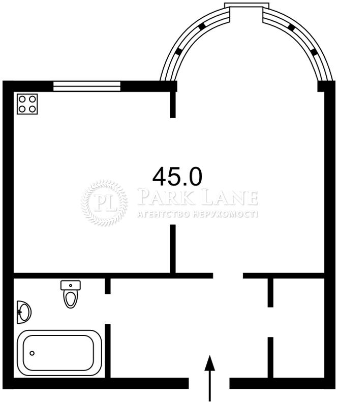 Квартира ул. Черновола Вячеслава, 27, Киев, Z-140902 - Фото 2