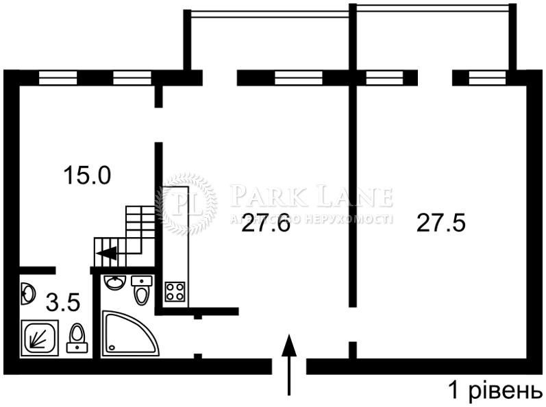 Квартира ул. Большая Житомирская, 8а, Киев, R-7302 - Фото 2