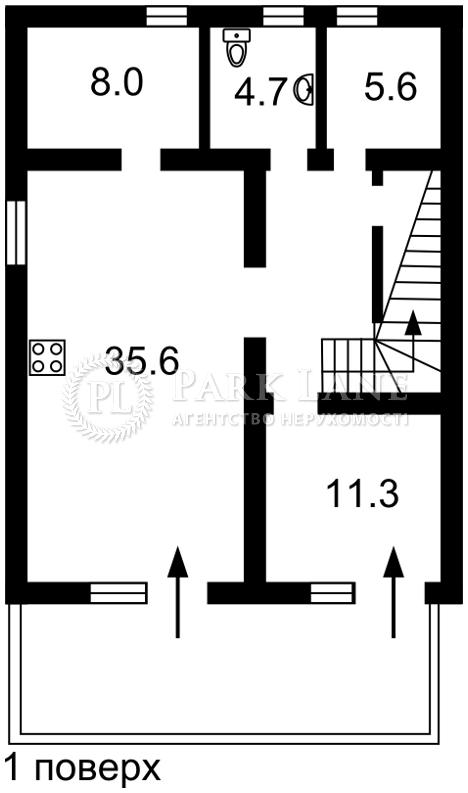 Дом B-95238, Зарембы Владислава пер. (Советский пер.), Киев - Фото 5