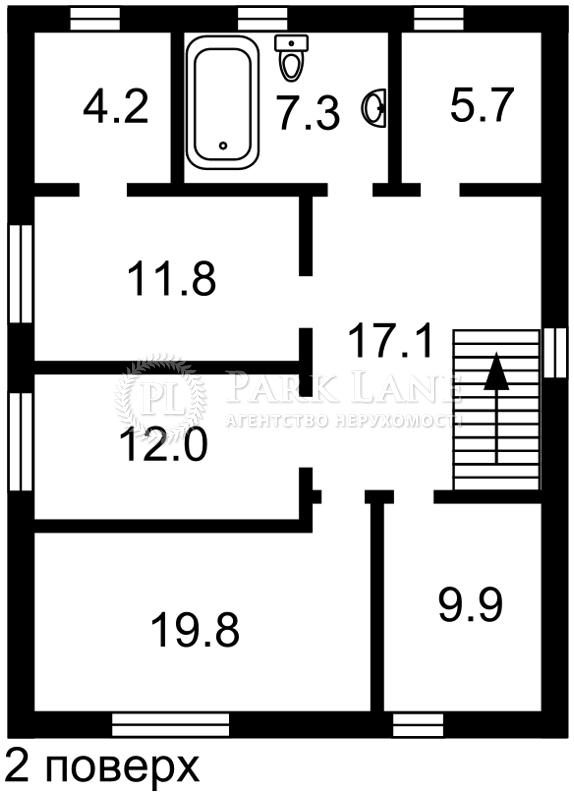 Дом B-95238, Зарембы Владислава пер. (Советский пер.), Киев - Фото 6