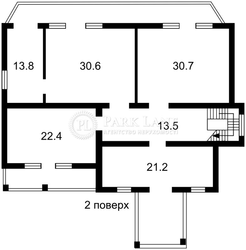 Дом B-95271, Лебедевка (Вышгородский) - Фото 4