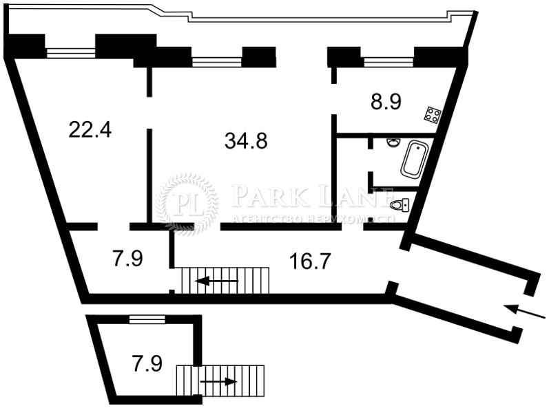 Квартира B-95096, Большая Васильковская, 25, Киев - Фото 3